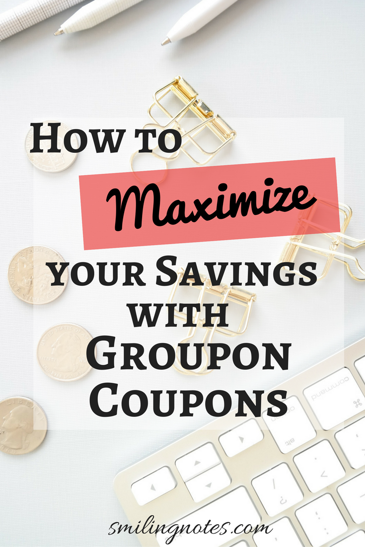 0457f2c4314ef How to Save at your Favorite Stores with Groupon Coupons