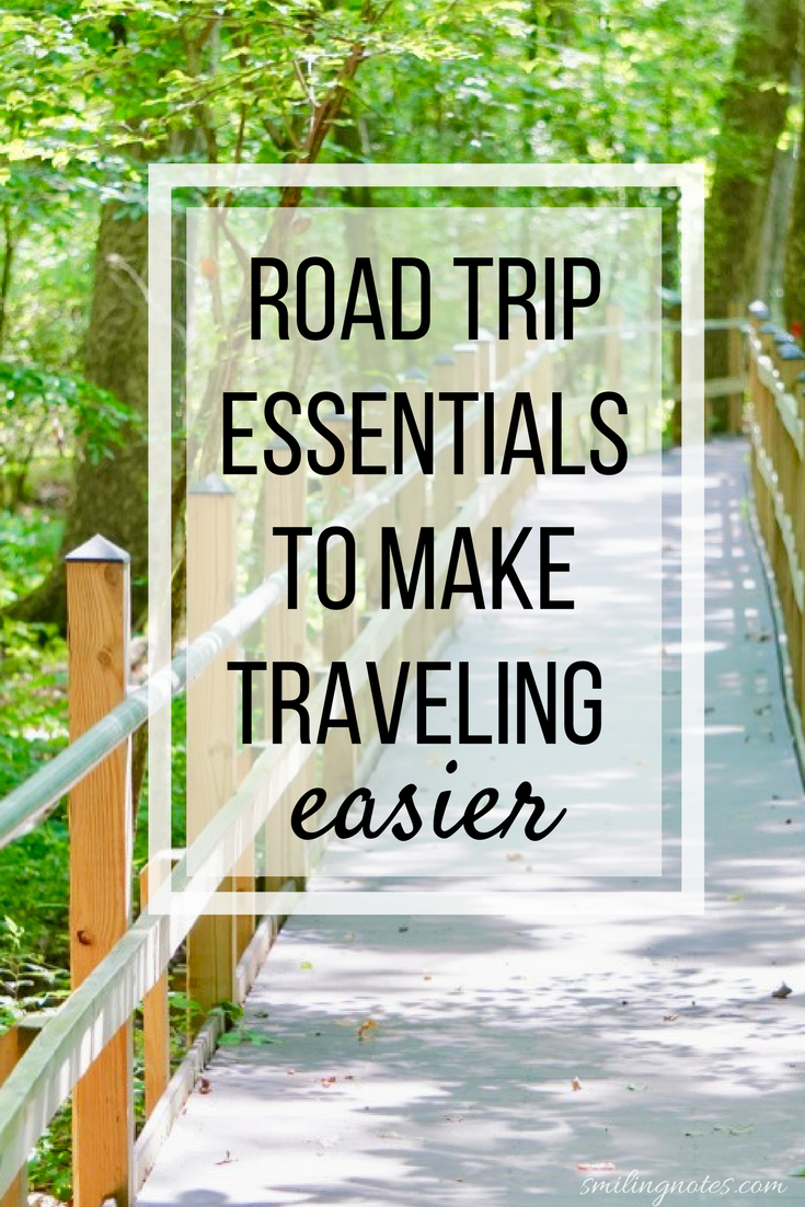 Road Trip Essentials to make Traveling Easier